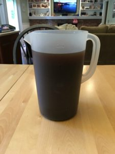 Utica Coffee Cold Brew! www.theshortesttallman@mac.com