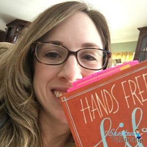 Hands Free Life e-book club #4! www.theshortesttallman.com