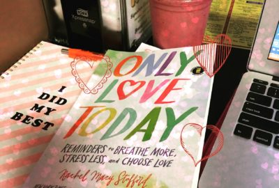 My review of #onlylovetoday by RMS!!! www.theshortesttallman.com