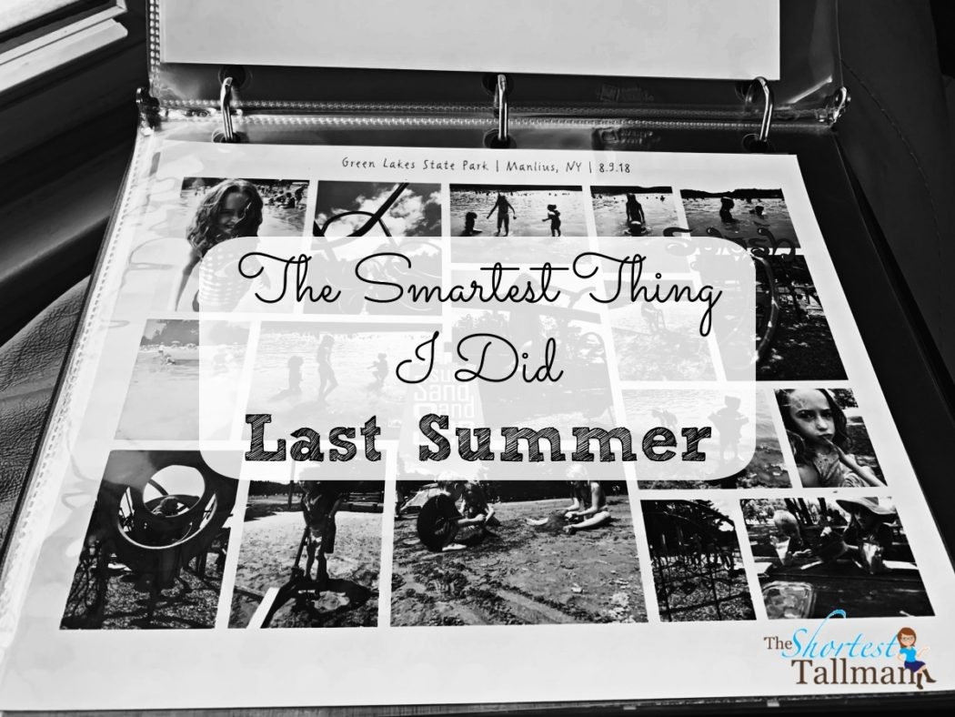 The Smartest Thing I Did Last Summer! www.theshortesttallman.com